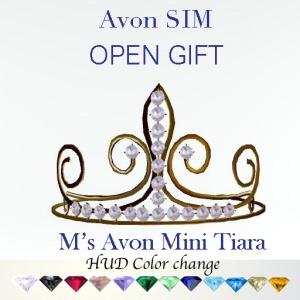 M's Avon Mini Tiara