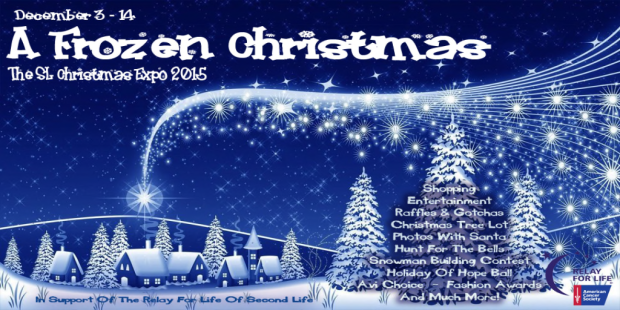 A Frozen Christmas - The SL Christmas Expo 2015