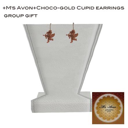 +M's Avon+Choco-gold Cupidpop_002