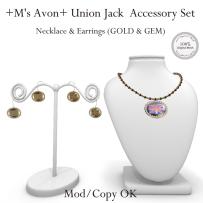 +M's Avon+ Union Jack Accessory Set_AD