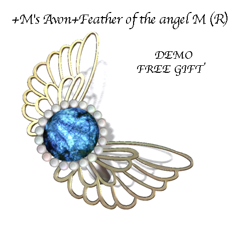 +M's Avon+Feather of the angel M (R)--FREE DEMO