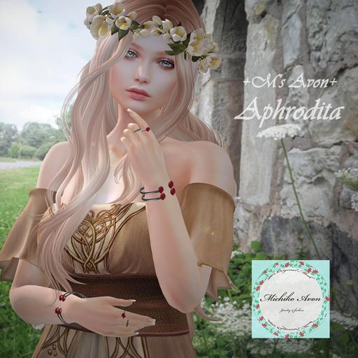 Aphrodita Rose silver_512
